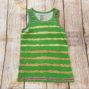 GapKids Striped Tank Top